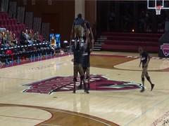 Zuzu Acrobats - Part 2 (dougmartin571) Tags: roanokecollege lynchburghornets roanokemaroons maroonsathletics basketball americasgottalent agt zuzuacrobats maroonathletics roanokecollegeathletics