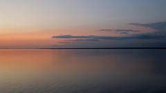 Sunset at Gulf of Finland (HansPermana) Tags: saintpetersburg stpetersburg petrograd leningrad russia russland russianfederation rossiya hafenstadt hafen balticsea gulfoffinland city росси́я санктпетербург sunset