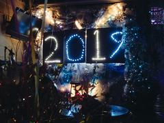 Happy New Year (Zack Huggins) Tags: olympustoughtg5 vscofilm pack07 dallastx oakclifftx barbaraspavillion barbs karaoke nye happynewyear newyearseve 2019 availablelight lowlight highiso handheld bokeh dof pointandshoot compact digitalcompact advancedcompact waterproofcamera waterproofcompact raw bar dive holeinthewall singalong