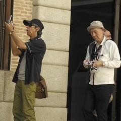 I fotografi (Giangaleazzo) Tags: fotografi photography spain spagna nikon coolpix two photo camera toledo photographer