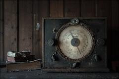 Abandoned chapel Radio (ducatidave60) Tags: fuji fujifilm fujinonxf23mmf14 fujifilmxe3 abandoned decay dereliction urbandecay urbex urban