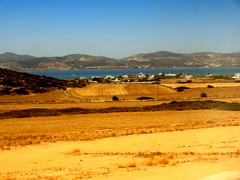 Countryside (dimaruss34) Tags: newyork brooklyn dmitriyfomenko image sky greece sea water paros hills countryside field antiparos buildings trees grass