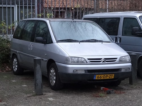 1999 Citroën Evasion