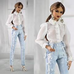 Fashion Royalty Kyori Sato Karma (Regina&Galiana) Tags: fashionroyalty integritytoys doll fashiondoll fashion kyori fr2 fr3 outfit forsale