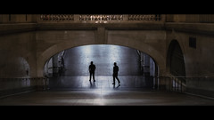 encounter (Nico Geerlings) Tags: ngimages nicogeerlings nicogeerlingsphotography grandcentralterminal grandcentralstation cinematic cinematography manhattan midtown 42ndstreet newyorkcity nyc ny usa fujifilmxt2 xf56mm