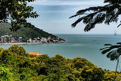 Vung Tau Bay View (NguyenMarcus) Tags: aasia beach landscape nature auragramz worldtrekker green hdr vietnam natgeotravel bluesky vungtau bàrịa–vũngtàu vn
