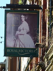 Pub Sign - Royal Victoria, Crosby Street, Maryport 180923 (maljoe) Tags: maryport pubsign pubsigns inn inns pub pubs tavern taverns publichouse