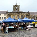 The Market Square, Alnwick thumbnail