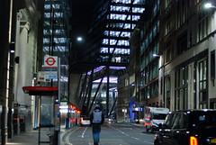 The city 2 (D E L I C A T E - L E N S) Tags: london 2019 50mm street shot photography city fixed length focal f18 18 night lights skyscraper cinematic atmosphere nikon d80 af leadenhall