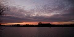 Natuurgebied de Zwaakse Weel (Omroep Zeeland) Tags: zonsopkomst natuur zwaakseweel zeeland