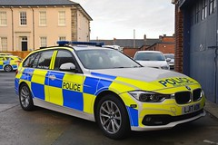 LJ17 AON (S11 AUN) Tags: northumbria police bmw 330d 3series xdrive estate touring anpr traffic supervision supervisor car roads policing unit rpu motor patrols 999 emergency vehicle lj17aon