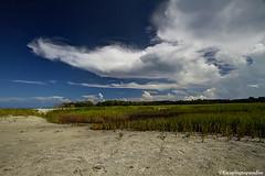 FollyBeach+1_0728_fusw (nickp_63) Tags: cloud sky folly beach sc south carolina clouds sand landscape grass