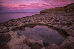 Balai in rosa (Edoardo Simula) Tags: portotorres balai sardinia sardegna sassari sardinianature nature seascape landscape