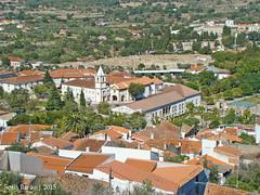Castelo de Castelo Branco - Vista 03 (Sofia Barão) Tags: portugal castelo branco beira baixa castle