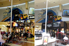 Westfield Marion - 1990s vs 2018 (RS 1990) Tags: westfield marion southaustralia adelaide pastpresent thennow 1990s 2018