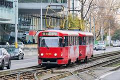 BTS_7783_201811 (Tram Photos) Tags: ckd tatra t3 t3p bratislava dopravnýpodnikbratislava dpb strasenbahn tram tramway električková mhd električka