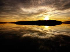 Landscape Huawei P20 Pro (real.jtj) Tags: landscape falun dalarna korsnäs runn sverige sweden nature natur solnedgång sunset sol sun