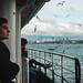 Ferry to Eminönü, Istanbul