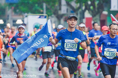 LD4_9391 (晴雨初霽) Tags: shanghai marathon race run sports photography photo nikon d4s dslr camera lens people china weekend november 2018 thousands city downtown town road street daytime rain staff