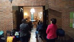 "26.10.2018 Gruppo pellegrinaggi - dopo la Messa partenza per Lourdes • <a style=""font-size:0.8em;"" href=""http://www.flickr.com/photos/82334474@N06/31122366957/"" target=""_blank"">View on Flickr</a>"