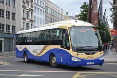 Translink Goldline 1069 LFZ9069 (Will Swain) Tags: belfast 13th june 2018 bus buses transport travel uk britain vehicle vehicles county country ireland irish city centre north northern translink ulsterbus metro capital williamsdigitalcamerapics101 goldline 1069 lfz9069 lfz 9069