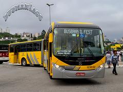 Auto Viação Ouro Verde 123032 (busManíaCo) Tags: busmaníaco nikond3100 nikon d3100 ônibus bus buses urbano comil auto viação ouro verde doppio brt mercedesbenz o500ma bluetec 5