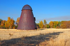 Do you Remember These?  (Wigwam Burner) (Eclectic Jack) Tags: wigwam burner halfway oregon october 2018 usa history america states united old historic pacific northwest