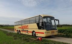 DSCN6511 Andrew's, Tideswell J5 AOT (Skillsbus) Tags: france buses coaches andrews tideswell peak district derbyshire england neoplan euroliner yn56bgv c5cec j5aot weardale chapel end n316shdl épehy