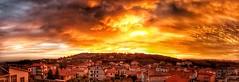 Palata - Alba di fuoco (linonuozzi) Tags: palata hdr hdrphoto alba sunrise burningsky molise