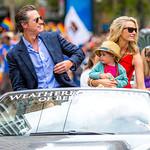 Gavin Newsom, SF Pride 2015 thumbnail
