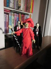 Mask of the Red Death Phantom of the Opera 8127 (Brechtbug) Tags: mask red death phantom opera masque funko super7 reaction remco minimonsters figure from 1980 lon chaney sr eric paris monster dusty action universal monsters new york city 2018 france convict devil s island scary horror terror halloween fright toy toys creatures shadow ghoul teacher mentor victor hugo skull like shadows creepy sideshow 1980s nyc creature super 7 seven