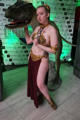 SAM_6537 (Photography by J Krolak) Tags: leiasmetalbikini leia slaveleia princessleia dinosaur dragoncon dc32 cosplay costume masquerade day2