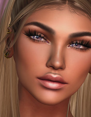 KJ Creations ~ Coming Soon (ღ.NK) Tags: skin second life applier lipstick mila kjcreations kurolee skindesigner catyaappliers catwaappliers catwa catya appliers skinapplier catwaskinapplier secondlife exotic tan golden creator