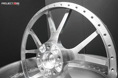 project-6gr-3-piece-forged-10-ten-10 (PROJECT6GR_WHEELS) Tags: project 6gr 10ten 10 wheels wheel rim rims 3piece full forged design raw ford mustang gt gt350 gt350r