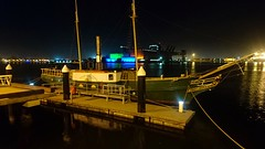 The old paddle steamer, Newcastle,  NSW (graeme@gwis.com.au) Tags: newcastle oldships steamship paddlesteamer