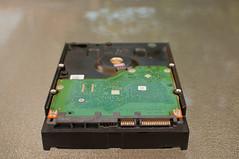 Tech. Hard drive defunct. (grumpypop51) Tags: flickrfriday tech harddrive