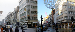 New Bond Street`1960-2018 (roll the dice) Tags: london westminster old mayfair westend lights christmas surreal local history retro bygone vanished demolished sad mad changes collection canon tourism tourists shops shopping expensive streetfurniture architecture bargain sale shoes cars traffic bus taxi cab oldandnew pastandpresent hereandnow urban uk classic england art royalmail conduit coppers pc transcanadaairlines windows crowd busy people fashion merc sotherbys victoria sixties