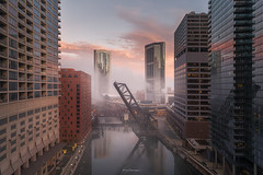 ABOVE ALL (Nenad Spasojevic) Tags: spasojevic explore urban dramatic aboveall drone fc6310 pov djiphotography clouds fromabove exploration chicagoriver nenadspasojevic reflection nenadspasojevicart wulfpoint chicagoriverwalk dronephotography exporation aerial sunrise sun goldenhour reflections exploring morning phanthom nenad mist sunlight 2018 droning bridge perspective water dji phanthom4pro lowfog fog downtown architecture flying car steel light chicago illinois il usa