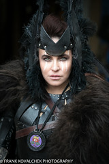 Portrait of a goddess warrior at the 2018 TRF Heroes and Villains - Saturday (Alaskan Dude) Tags: travel texas texasrenaissancefestival trf 2018trf 2018texasrenaissancefestival renfair people portrait portraits costumes outfits medieval heroesandvillains