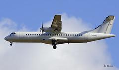 ATR 72 ~ F-GVZG  Airlinair (Aero.passion DBC-1) Tags: spotting cdg 2009 atr 72 ~ fgvzg airlinair