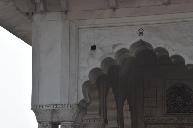 Action ... (Diwan-e-Khas, Agra Fort)