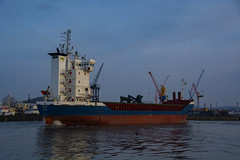Listervik (Rudi Pauwels) Tags: 2019onephotoeachday goteborg gothenburg gothiariver ship shipyard gotheniusvarv water cranes zoom tamron 18270mm tamron18270mm nikon d7100 nikond7100 vessel boat listervik
