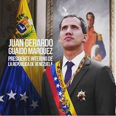 #fuerzavenezuela @jguaido el mundo esta con ustedes. (justbeta) Tags: ifttt instagram