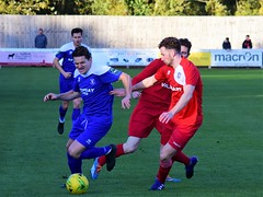 Bury Town v Aveley (Bury Gardener) Tags: burystedmunds britain burytown suffolk england eastanglia uk sport 2018 aveley football englishfootball europe isthmianfootballleague nonleague bostikleague