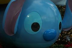 DSC00677- Blue Friend (oliveplum) Tags: poinsettiawishes2018 display christmas leica60f28macro sony singapore gardensbythebay flowerdome blue