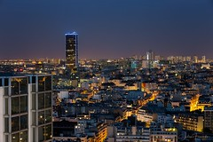 Tour Montparnasse, Paris (www.fromentinjulien.com) Tags: fromus75 fromus fromentinjulien fromentin flickr view exposure shot hdr dri manual blending digital raw photography photo art photoshop lightroom photomatix french francais light traitements effets effects world europe france paris parisien parisian capitale capital ville city town città cuida colocación monument history 2018 photographe photographer eos canon fullframe full frame ff urban travel architecture cityscape 6d tourmontparnasse rooftop night 70200 70200mm ef70200mm