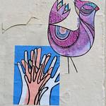 Pasted paper by Karayaga & Heho  [Lyon, France] thumbnail