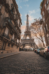 Paris (cyril mazarin) Tags: paris eiffel tower landscape city skyline sky sunset cityscape light canon eos 6d mark ii 6dii 6dm2 tamron wide angle europe