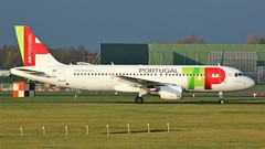 CS-TNX (AnDyMHoLdEn) Tags: tap airportugal a320 staralliance egcc airport manchester manchesterairport 05r
