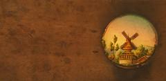 German Mechanical Windmill slide (The Dagestad Collection) Tags: magic lantern laterna magica lanterne magique tryllelykt film moviemuseum precinema projector projecteur technical antique musée fantasmagoria mahogany brass museocinema opticaltoy vintage collection sciencemuseum blechspielzeug beau jouetsoptique collectibles vieux märchen beautiful beauty 19century innovation spielzeuglanterne magiclantern laternamagica lanternmagique framheim slides glasbilder british english german french fantascope phantascope mls